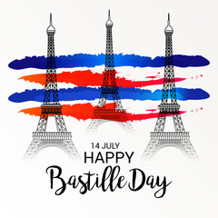 14 July Happy Bastille day.