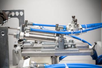 pneumatic machine detail