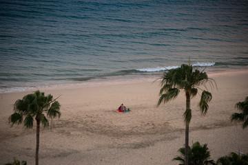 Relax, strand, Ruhe, freizeit, Reisen