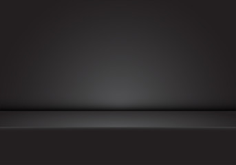 black display and light design background vector illustration.