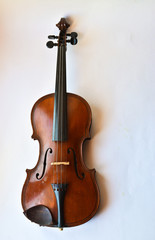 Old violin.