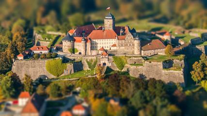Festung Rosenberg Kronach Fototapete