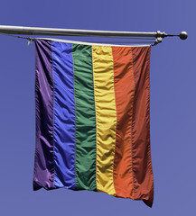 Rainbow Flag of the LGBT Movement
