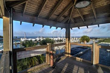 Marina in Port St Joe, Florida
