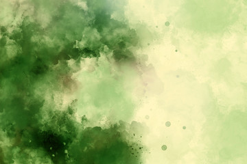 Abstract watercolor texture background. Oil painting style.