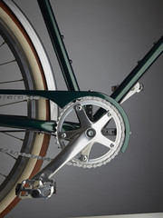 Details Fahrrad