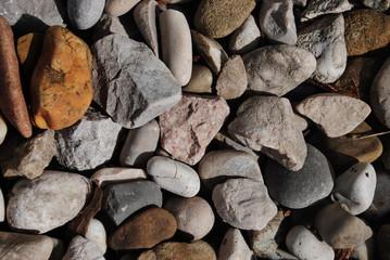 Steine-Textur