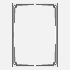 Frame Vector, original design