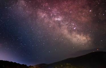 Milky Way at Croatian sky