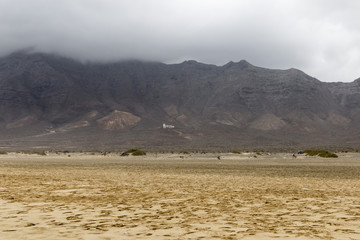 Cofete in Fuerteventura