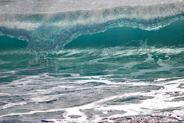 hawaiianische Welle