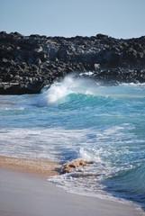 Sandstrand in Maui