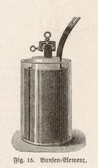 Bunsen's Battery