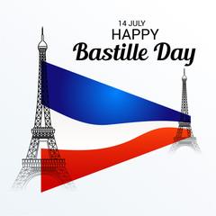 14 July Happy Bastille day.