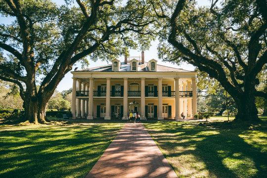 New Orleans - Plantation