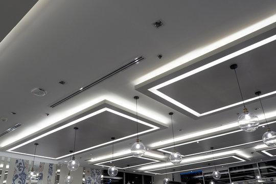 Light on roof