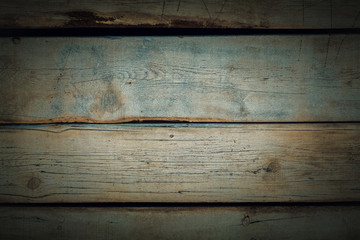 old rough wooden board with texture background