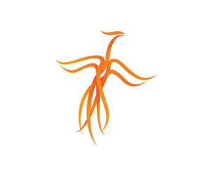 Phoenix and Bird Logo