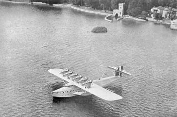 Dornier Do-X Photo. Date: 1932