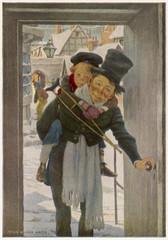 Dickens - Christmas Carol. Date: 1843-44