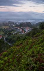 Pilar Mountain View in Povoa de Lanhoso, Braga, Portugal