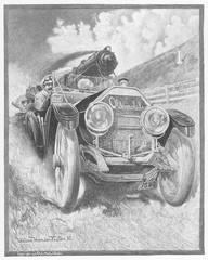 Oldsmobile 1910. Date: 1910