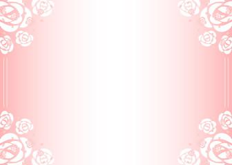 薔薇 フレーム