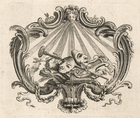 Comedy - Tragedy - Fables. Date: 18th century