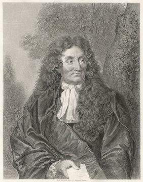 Jean De La Fontaine. Date: 1621 - 1695