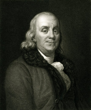 Franklin - Thomson. Date: 1706 - 1790