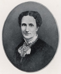 Mary Baker Eddy - Boston. Date: 1821 - 1910
