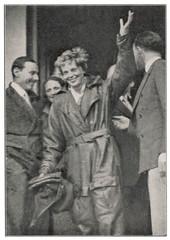 Amelia Earhart. Date: 1932