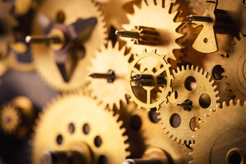 Cogs and gears macro