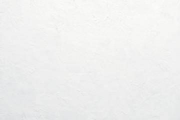 White painted stucco wall texture