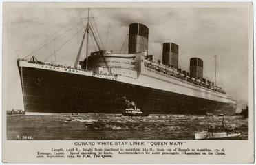 THE QUEEN MARY DATA: 1936