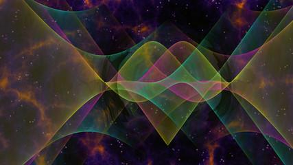 Abstrakte Gravitaionswellen