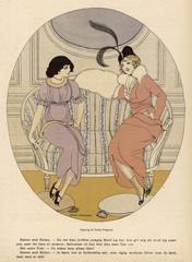 Social - Danish Women 1914. Date: 1914