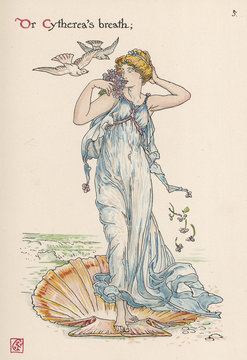 Myth - Mythology - Aphrodite