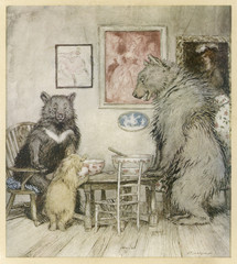 Goldilocks - Fairy Tales