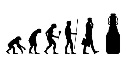 Evolution - Bier