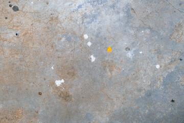 Concrete floor stain color