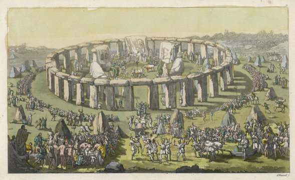 Stonehenge  Wiltshire. Date: BC