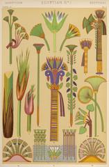 Owen Jones Egyptian. Date: 1868