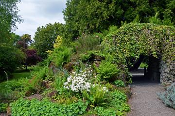 ummauerter Garten Culzean Castle Schottland
