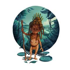 Amazon Jungle Chief