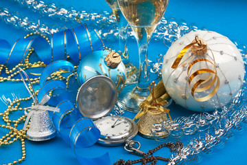 Christmas decoration and Pocket Watches