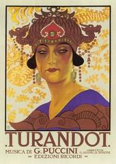 Puccini - Turandot. Date: 1926