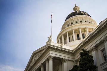 California Capitol Building - Sacramento