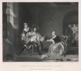 Gay - Beggar's Opera
