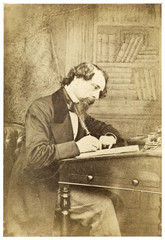 Charles Dickens. Date: 1812 - 1870